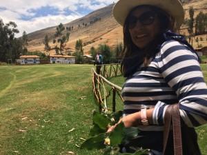 Maria in Huancayo, Peru 2015